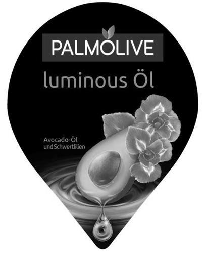 PALMOLIVE LUMINOUS ÖL Avocado-Öl und Schwertlilien