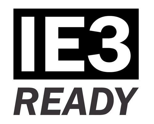 IE3 READY