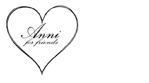 Anni for friends