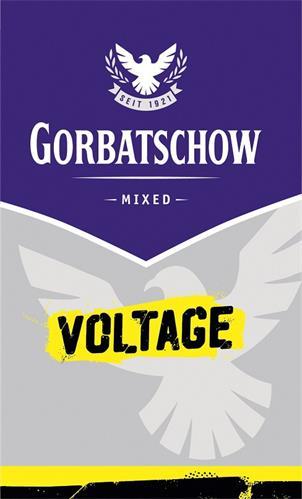 GORBATSCHOW - MIXED - VOLTAGE SEIT 1921