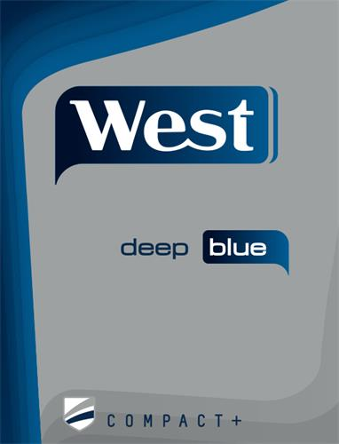 WEST DEEP BLUE COMPACT +