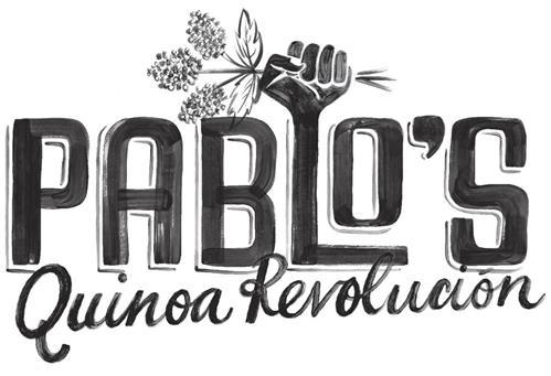 PABLO S QUINOA REVOLUCION