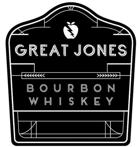 GREAT JONES BOURBON WHISKEY