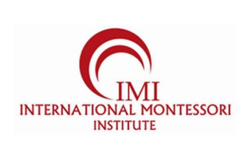 IMI INTERNATIONAL MONTESSORI INSTITUTE