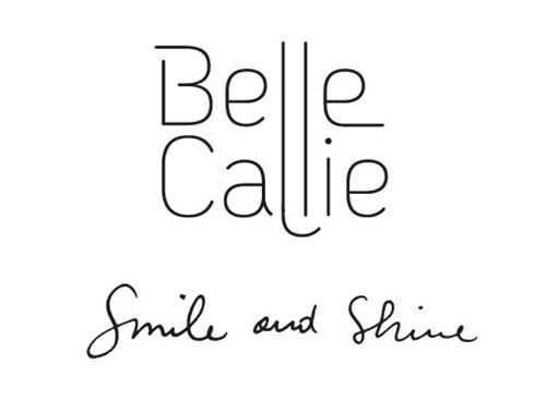 Belle Callie Smile and Shine