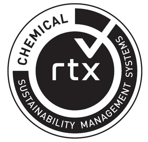 rtx CHEMICAL SUSTAINABILITY MANAGEMENT SYSTEMS