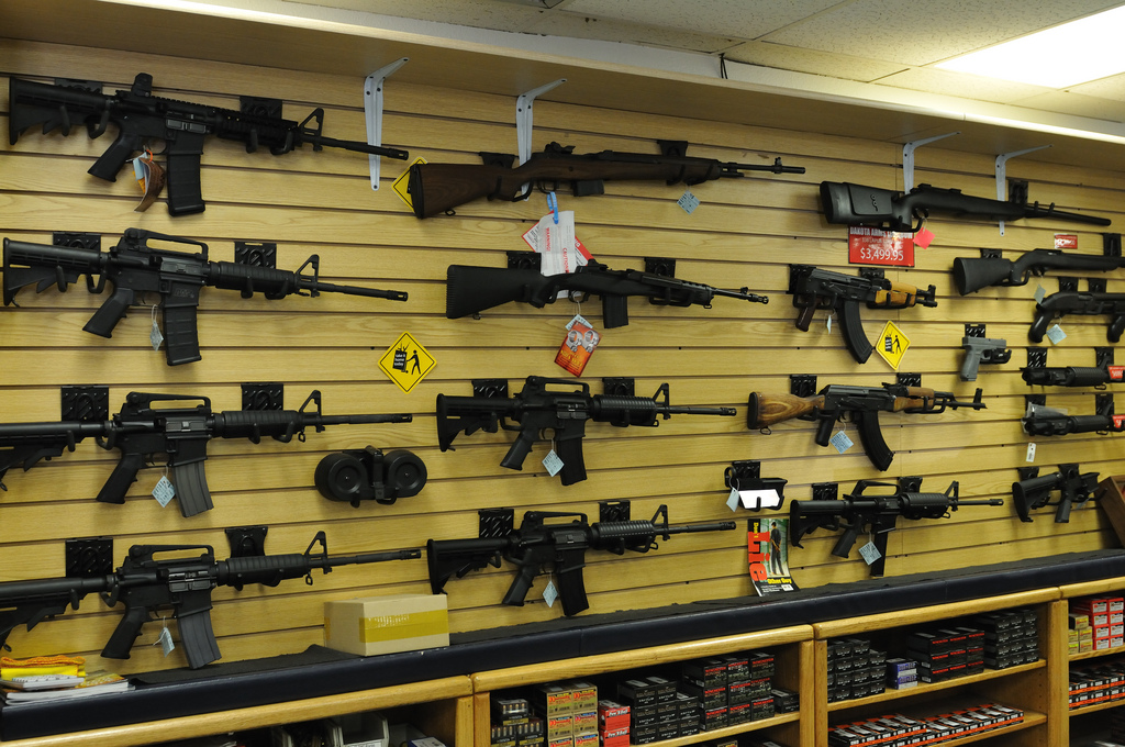 Why do states define assault weapons differently? | TrendCT