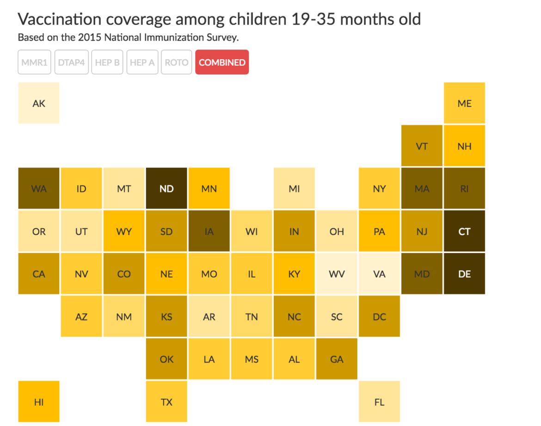 vaccination 3 år