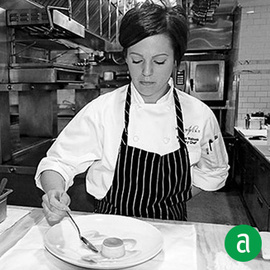 Melissa Walnock Lecturing Instructor And Pastry Chef At The Culinary Institute Of America In New York Shares Her Career Timeline Advice For Up