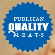 Backwaiter at Publican Quality Meats Restaurant