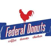 Cashier at Federal Donuts