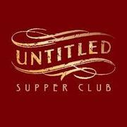 Bar and Beverage Manager at Untitled Supper Club