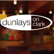 Server at Dunlays On Clark