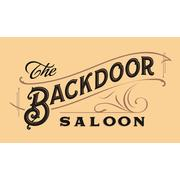 Server at The Backdoor Saloon