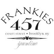 Frankies Spuntino hiring Backwaiter in New York, NY