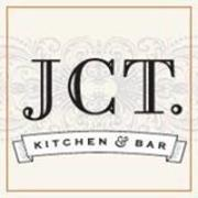 Server at JCT. Kitchen & Bar
