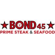 Server at Bond 45