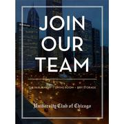 Line Cook at University Club of Chicago