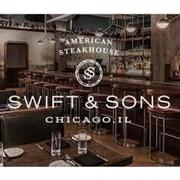 Bartender at Swift & Sons