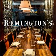 Maitre D at Remington's