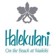 Apprentice at Halekulani Hotel