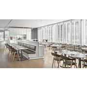 Food Runner at Terzo Piano at The Art Institute of Chicago