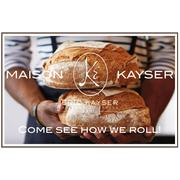 Chef de Partie at Maison Kayser