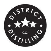 Server at District Distilling Co.