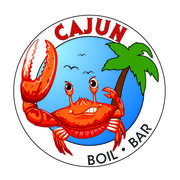 Server at Cajun Boil and Bar