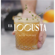 Via Locusta hiring Craft Cocktail Bartender in Philadelphia, PA