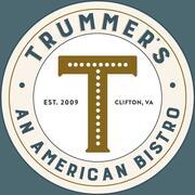 Trummer's American Bistro hiring Bartender in Clifton, VA