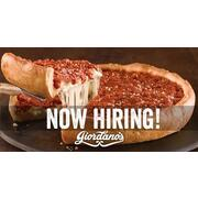 Giordano's of Buffalo Grove hiring Assistant Manager in Buffalo Grove, IL