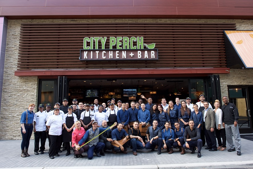 About City Perch Kitchen Bar Culinary Agents