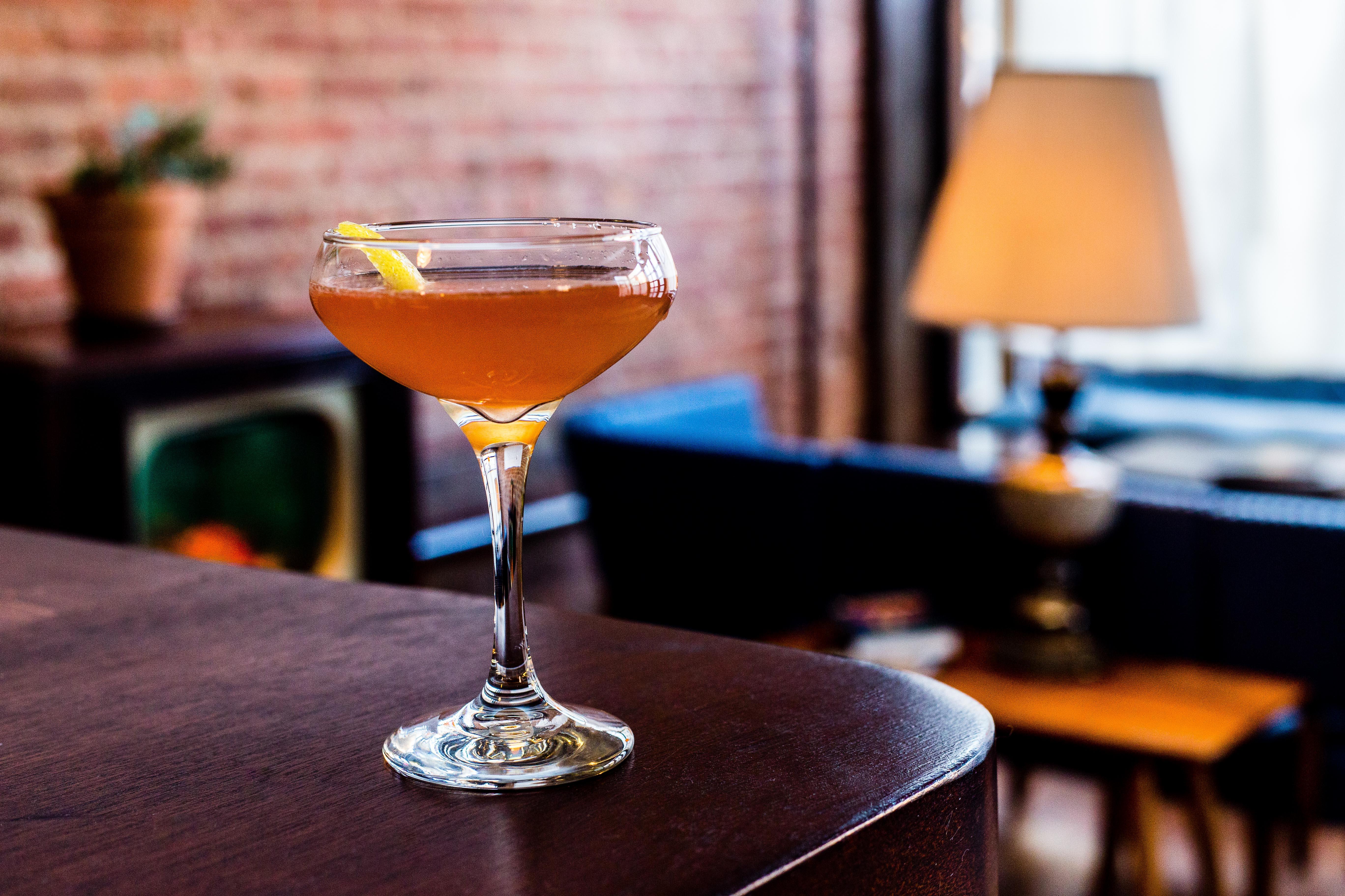 Craft Cocktail Bartender Job Description