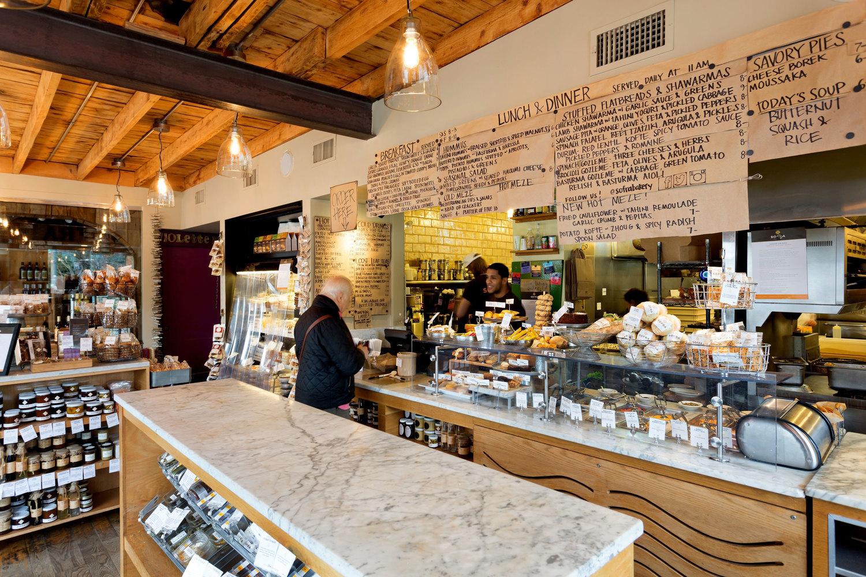 Wellesley Bakery Cafe