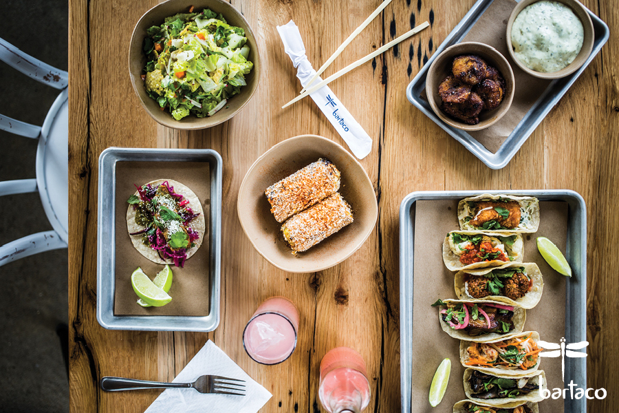 bartaco Mosaic part of Del Frisco's Restaurant | Culinary Agents