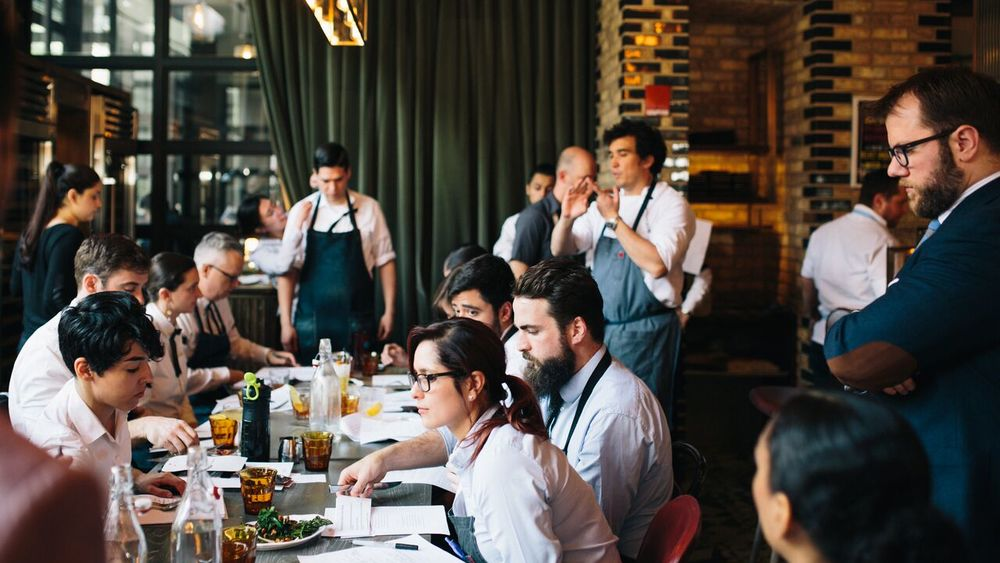 7 Best Practices for Talent on Culinary Agents