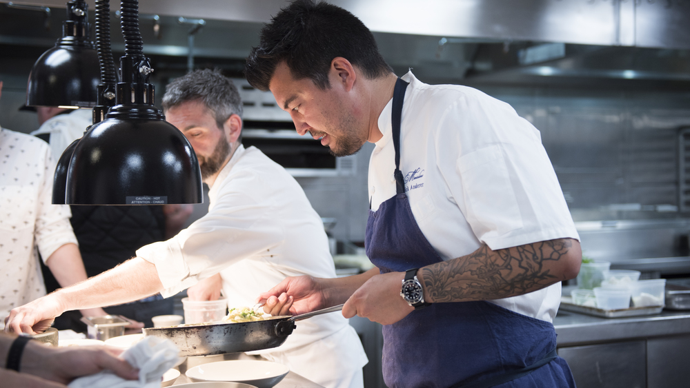 7 Chefs Dish Their Keys To Success