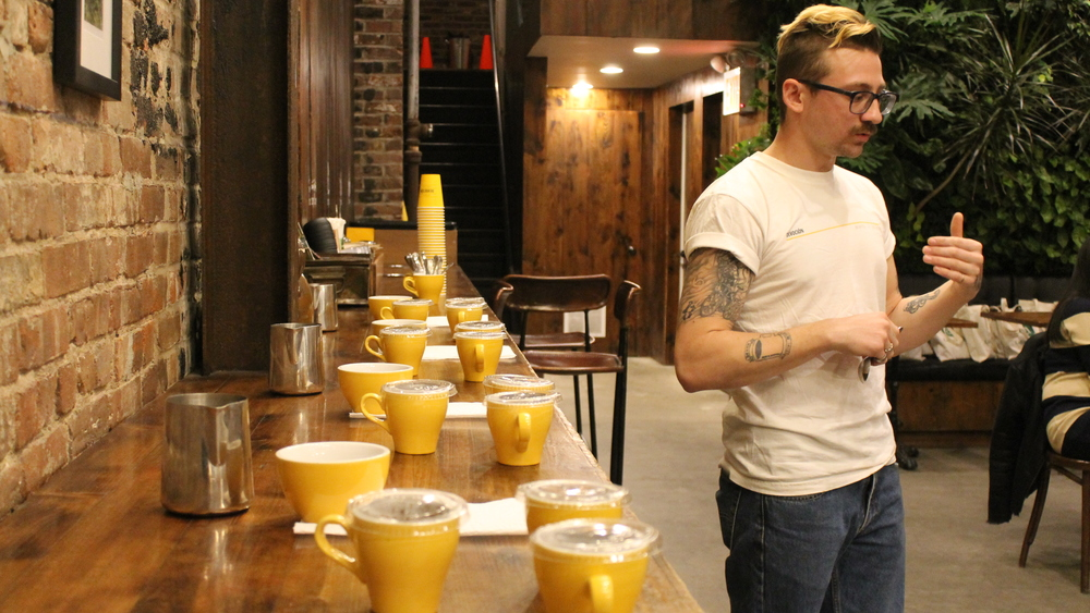 Ask an Expert: Coffee Cupping with Nick Moers