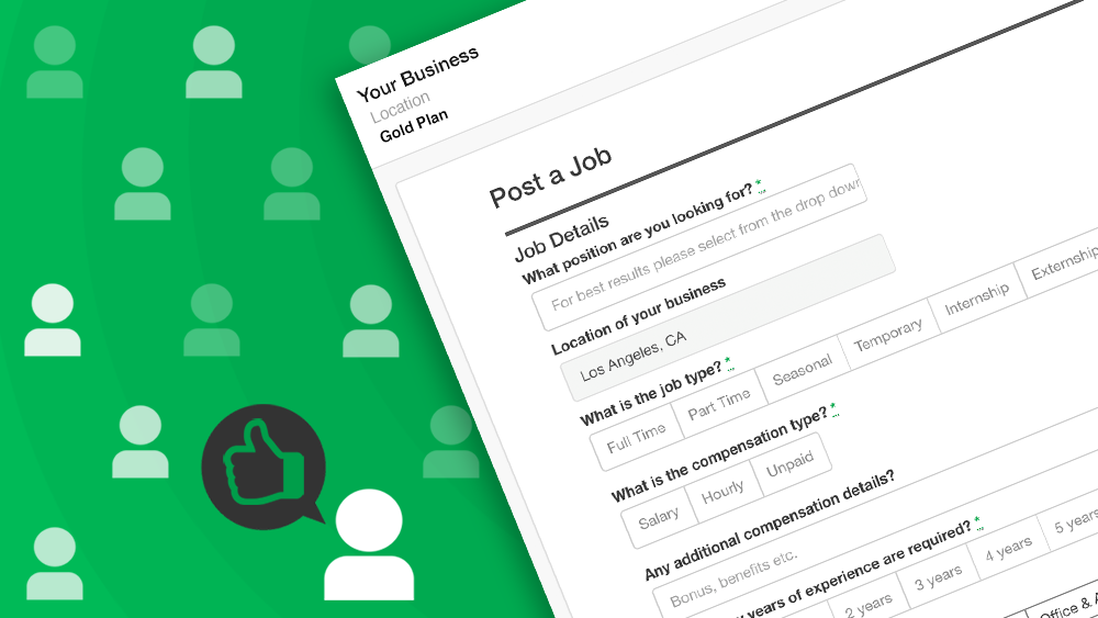 Getting Started: Posting Jobs for Your Business