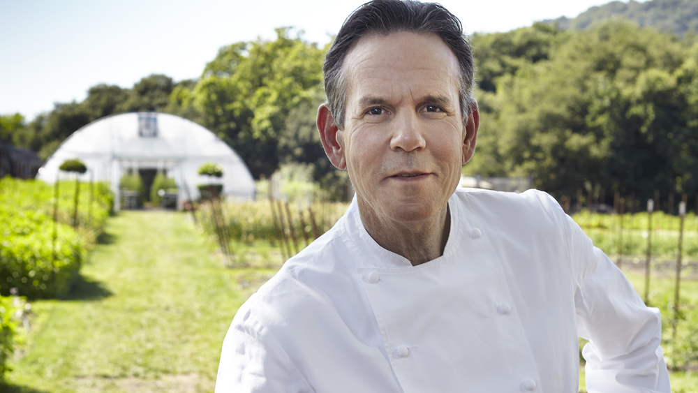 Mentoring with the Masters: Chef Thomas Keller