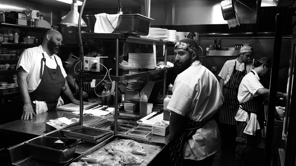 Restaurant Roles 101 The Kitchen Boh Culinary Agents