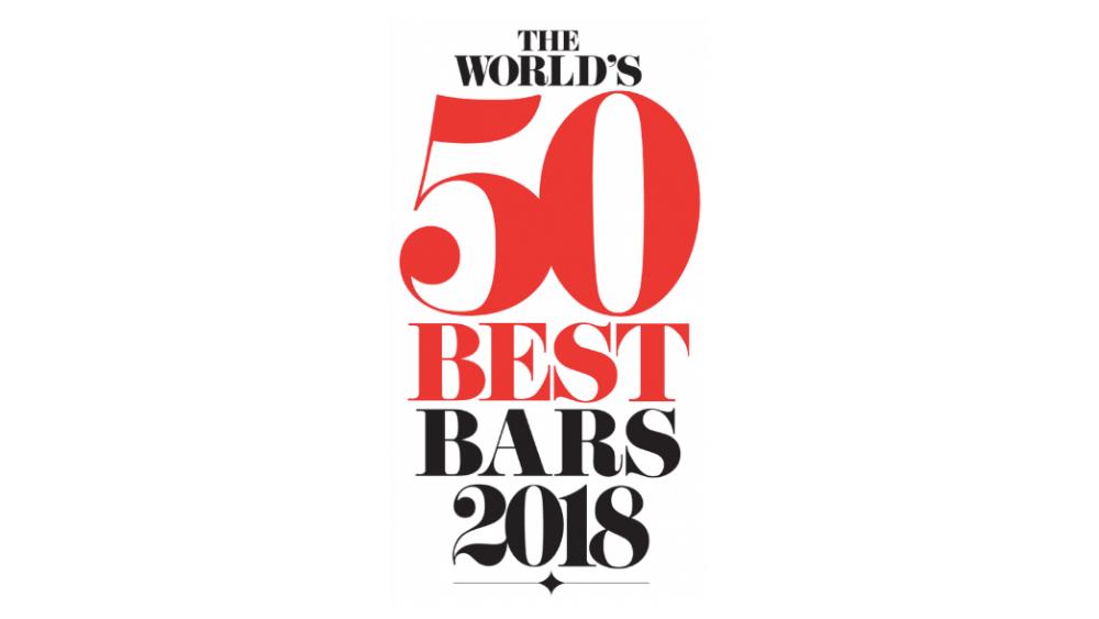 ICYMI: World's 50 Best Bars 2018