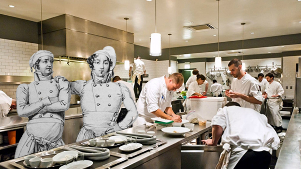 History of the Chef Uniform