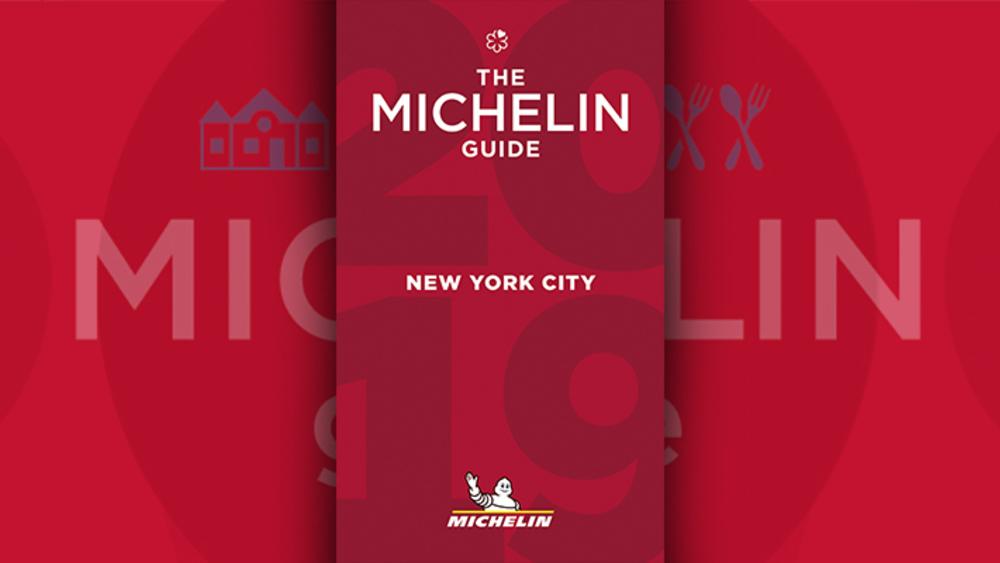 2019 New York Michelin Star Winners