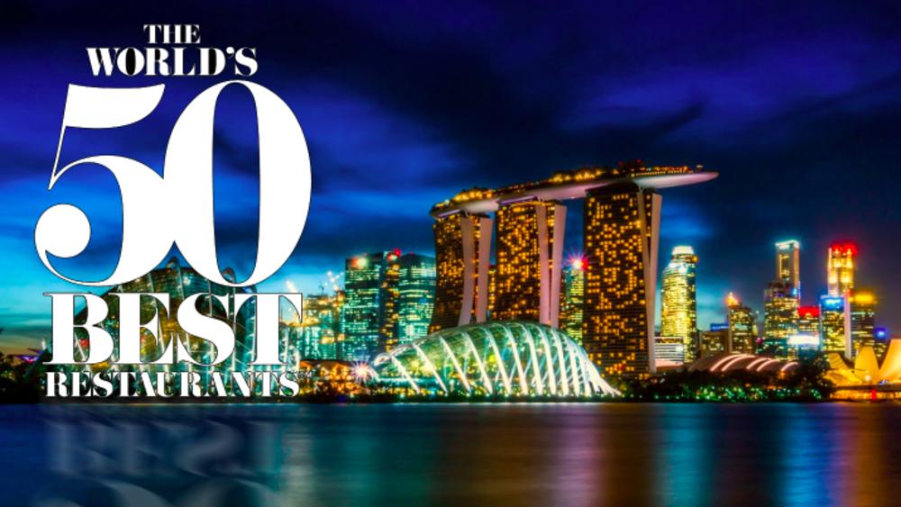 ICYMI: World's 50 Best Restaurants 2019