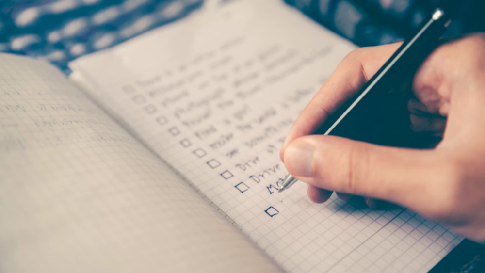 Pro-Tips for Event Prep Lists