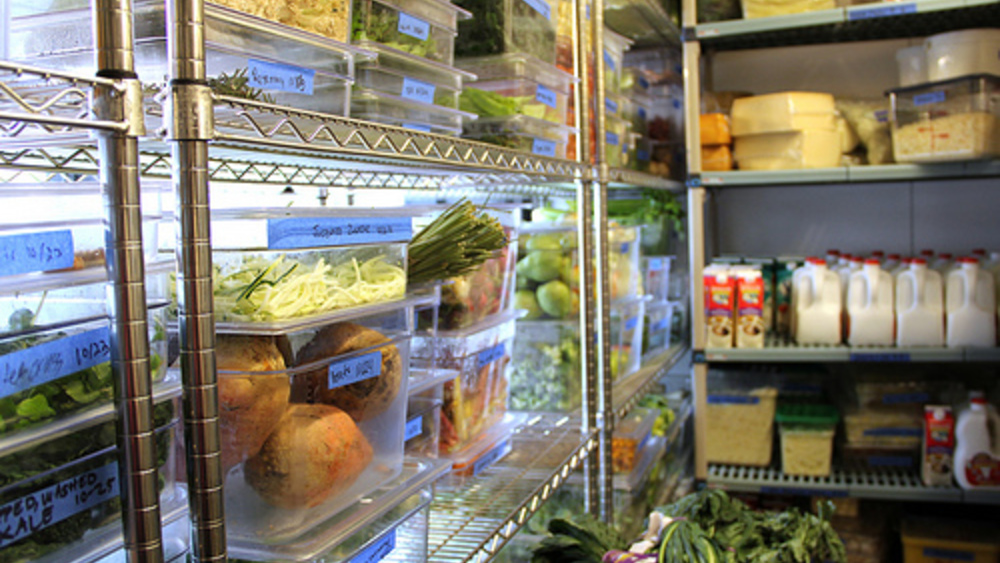Kitchen Basics: Safe Food Storage
