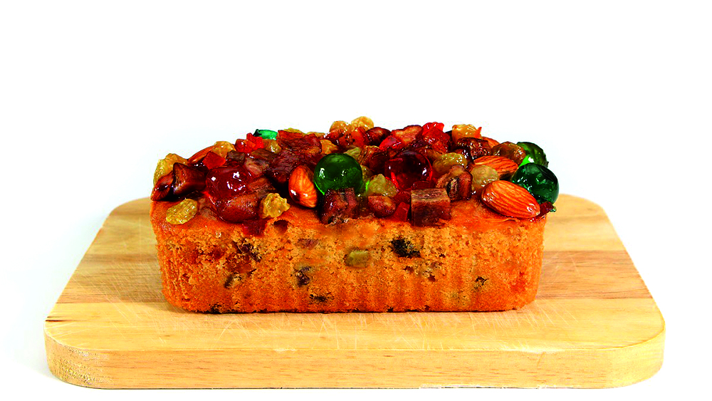 The History of The Fruitcake