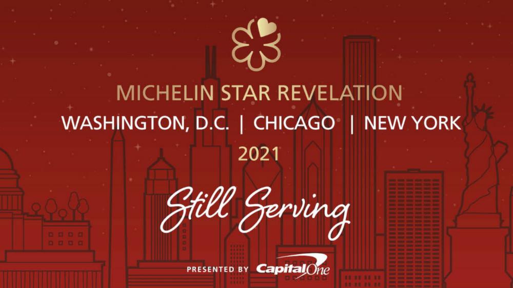 2021 Chicago Michelin Star Winners